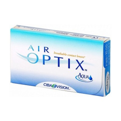 لنزطبی فصلی Air Optix