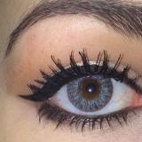 لنز طبی رنگی آرین آبی متوسط
