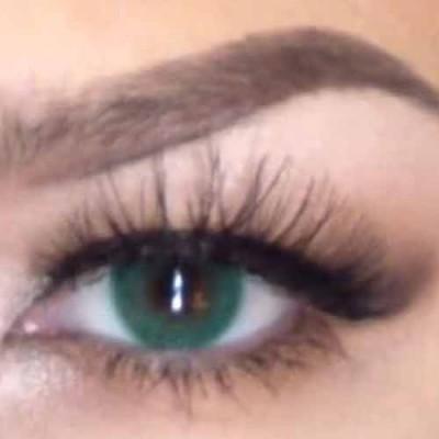 لنز رنگی سولوتیکا verde