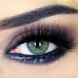 لنز رنگی سولوتیکا esmeralda