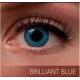 لنز رنگی فرشلوک آبی برلیانی briliant blue