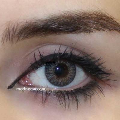 لنز رنگی فرشلوک gray طوسی