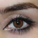 لنز رنگی فرشلوک قهوه ای brown