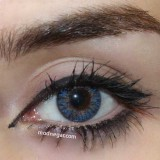 لنز طبی رنگی ایراپتیک آبی blue