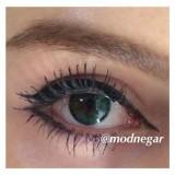 لنز رنگی بوش اند لومب رنگ سبز aquamarine