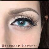 لنز رنگی سولوتیکا marine