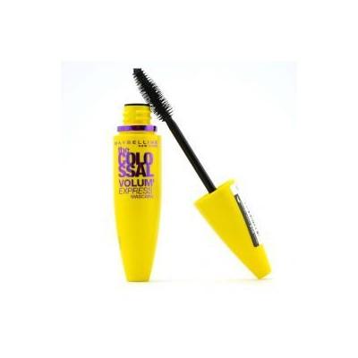 ریمل حجم دهنده کولاسال میبلین Volum' Express® The Colossal Mascara In Glam Black